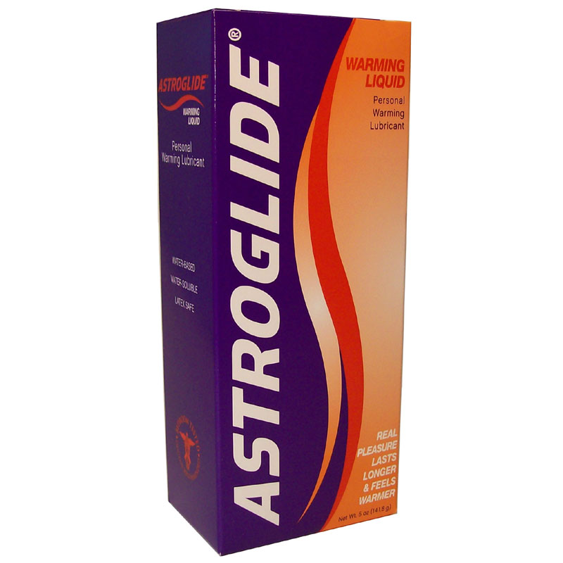 Astroglide Warming Liquid 5oz