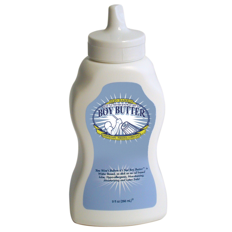 Boy Butter H2O Based Personal Lubricant