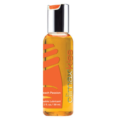 Climax Kiss Peach Passion Lubricant