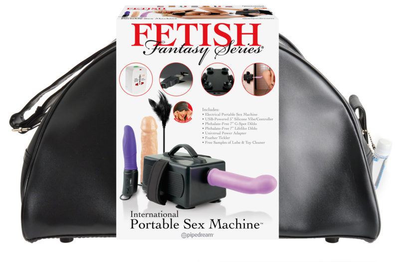 Pipedream Fetish Fantasy Portable Sex Machine