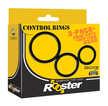 Curve Novelties Rooster Control Rings