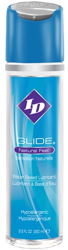 ID Glide Water Based Lubricant 8 OZ
