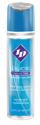 ID Glide Water Based Lubricant 2 OZ
