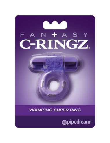 Pipedream Fantasy C-Ringz Vibrating Super Ring