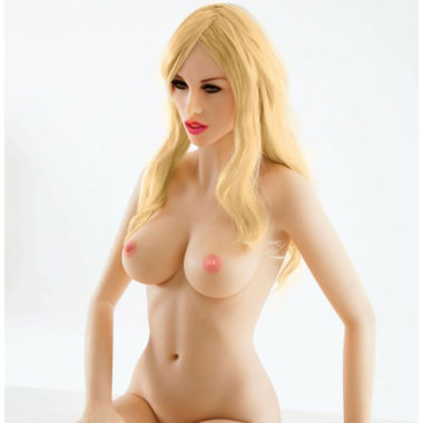 Luvdollz Blonde Hair Hazel Eyes Life Size Doll